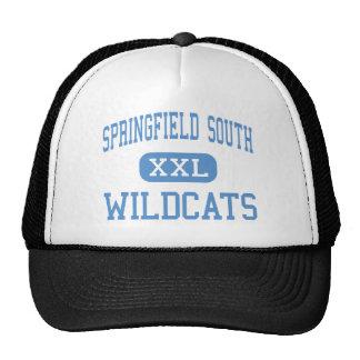 Springfield South - Wildcats - High - Springfield Mesh Hats