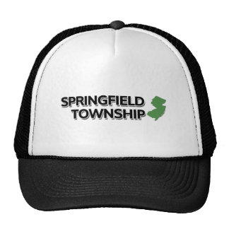 Springfield Township, New Jersey Trucker Hat