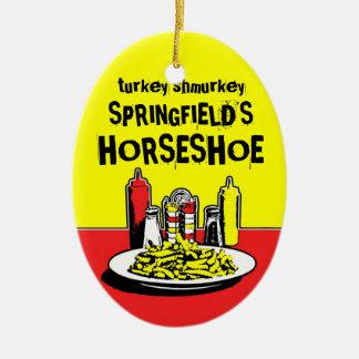 Springfield's Horseshoe Ornament