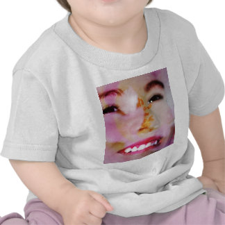 Spring's face t-shirts