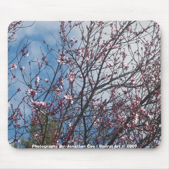 Spring's In Bloom mousepad
