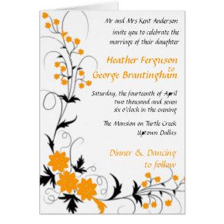 springsong greeting card
