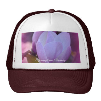 Springtime Beauty Cap
