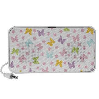 Springtime Butterflies Speaker System