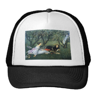 Springtime by James Tissot Trucker Hats