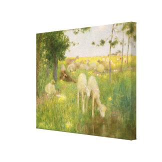 Springtime Canvas Print