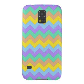 Springtime Chevron Cases For Galaxy S5