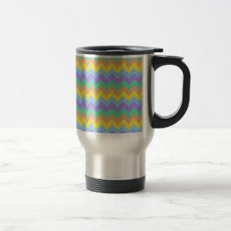 Springtime Chevron Mug