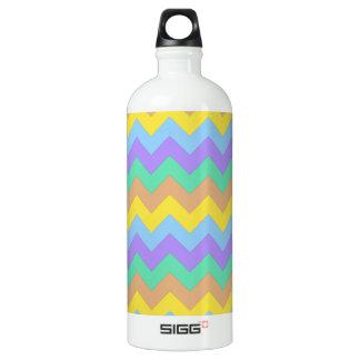 Springtime Chevron SIGG Traveller 1.0L Water Bottle