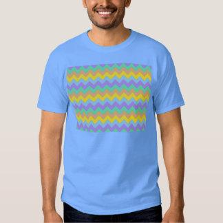 Springtime Chevron Tshirts