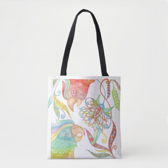 Springtime in Amazonia Tote Bag