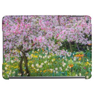 Springtime in Claude Monet's garden