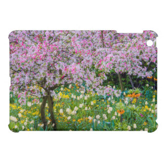 Springtime in Claude Monet's garden iPad Mini Case