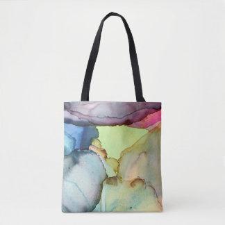 Springtime - Inkwork by Karen Ruane Tote Bag