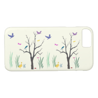 Springtime iPhone 7 Case