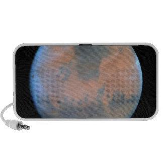 Springtime on Mars iPod Speaker