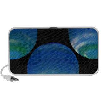 Springtime on Neptune- Increased Brightness Shows iPod Speakers