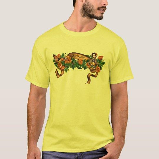 Springtime Orange Blossoms Fae T-Shirt