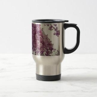 Springtime Stainless Steel Travel Mug