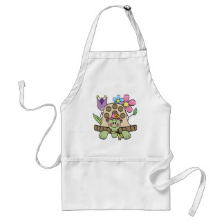 Springtime Turtle Tshirts and Gifts Standard Apron