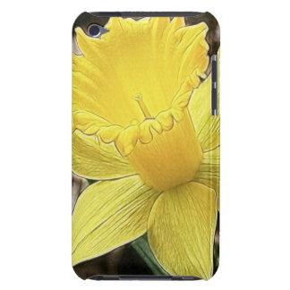 Springtime Yellow Daffodil iPod Case-Mate Cases