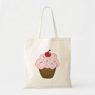 Sprinkle Cupcake Tote Bag