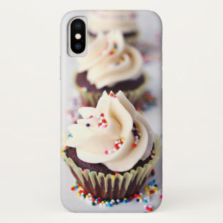 Sprinkle Cupcakes iPhone X Case