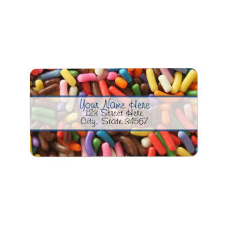 Sprinkles Address Labels