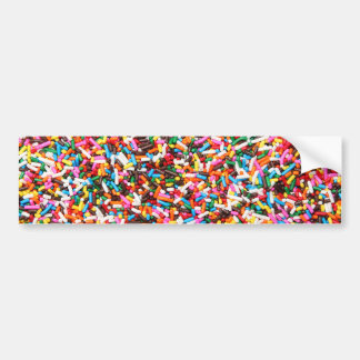 Sprinkles Bumper Sticker
