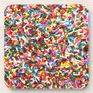 Sprinkles Coasters