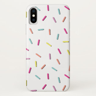 Sprinkles iPhone X case