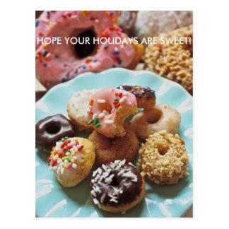 Sprinkles on top! postcard