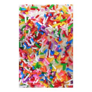Sprinkles! Stationery