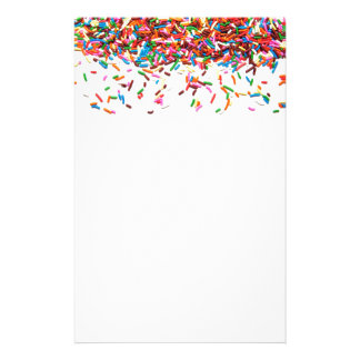 Sprinkles Stationery