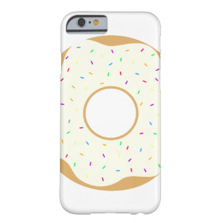 Sprinkly Donut Barely There iPhone 6 Case