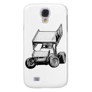 Sprint Car 1 Galaxy S4 Case