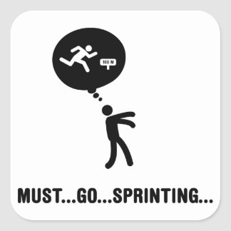 Sprinter Sticker