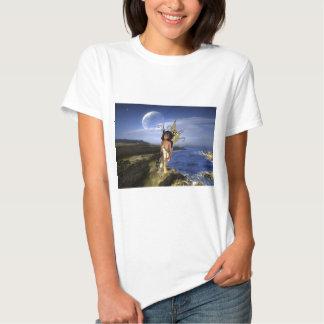Sprite Contemplation T Shirts