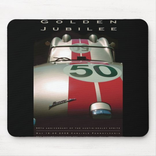 Sprite Jubilee 50th Anniversary Mousepad