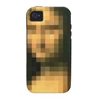 Sprite Mona Lisa iPhone 4/4S Covers