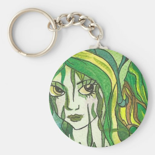 Sprite of the Jungle - Key Chains