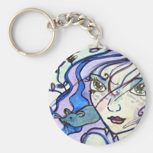 Sprite of the northern wind - Key Chains