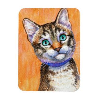 Sprite Tabby Cat Magnet