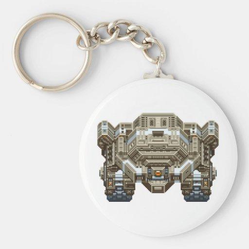 Sprite Tank Key Chains