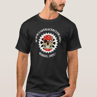 SPROCKET SKULL T-Shirt