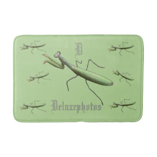 Sprout Praying Mantis Bath Mat