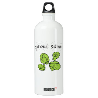sprout some. (Brussels sprouts) SIGG Traveller 1.0L Water Bottle