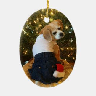 Spruce! Christmas Ornament