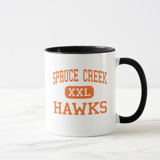 Spruce Creek - Hawks - High - Port Orange Florida Mug