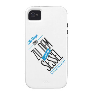 Spruch_Sessel_2c png Vibe iPhone 4 Case